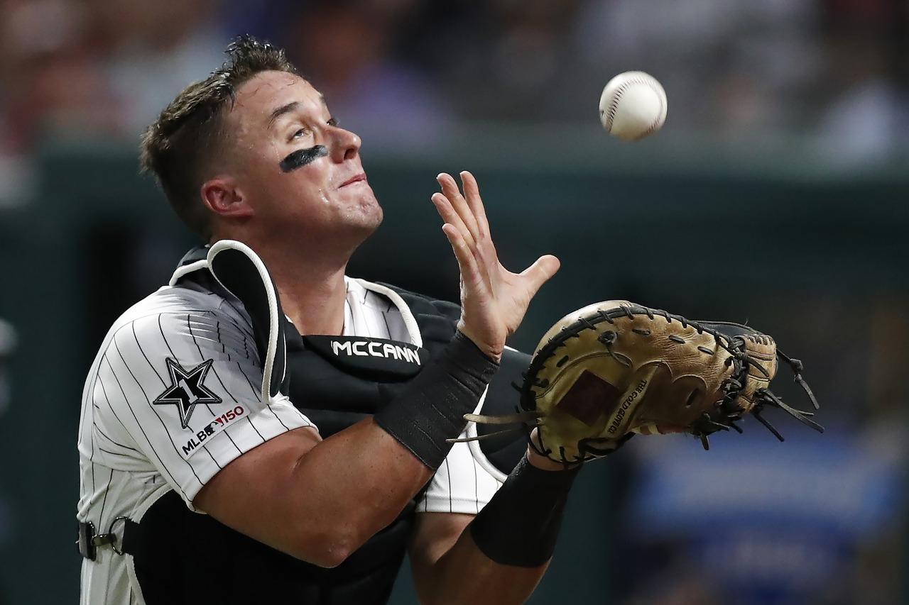 MLB/捕手麥肯薪資加倍 白襪簽一年540萬美元