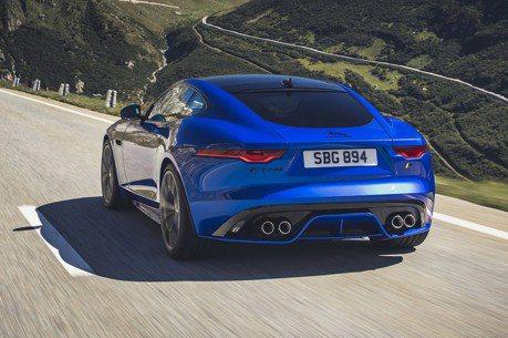Jaguar F-Type小改款車系發表 出眾的美型「豹」力跑車!