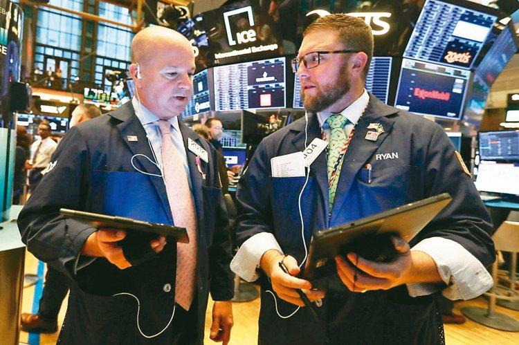 71億美元國際資金上周重返美股基金,為近十周以來最大量。 美聯社