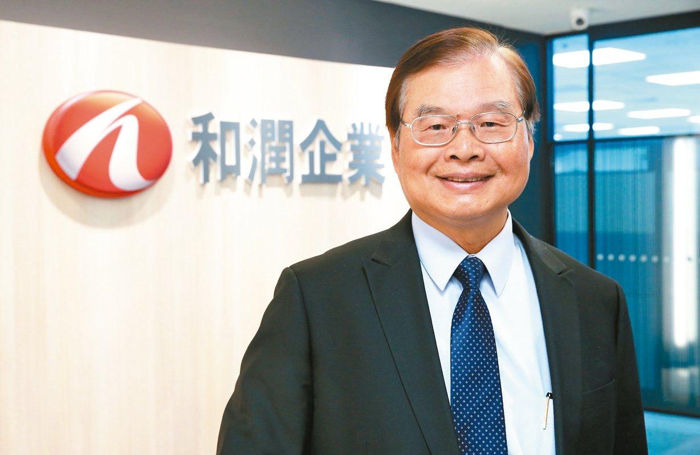 和潤董事長田天明。 圖/聯合報系資料照片