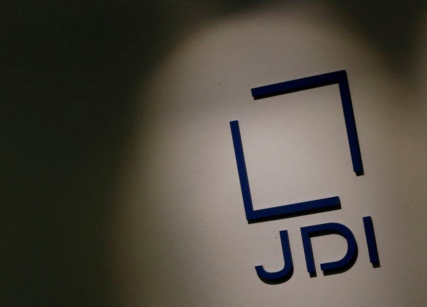 日本顯示器公司(JDI)。 路透