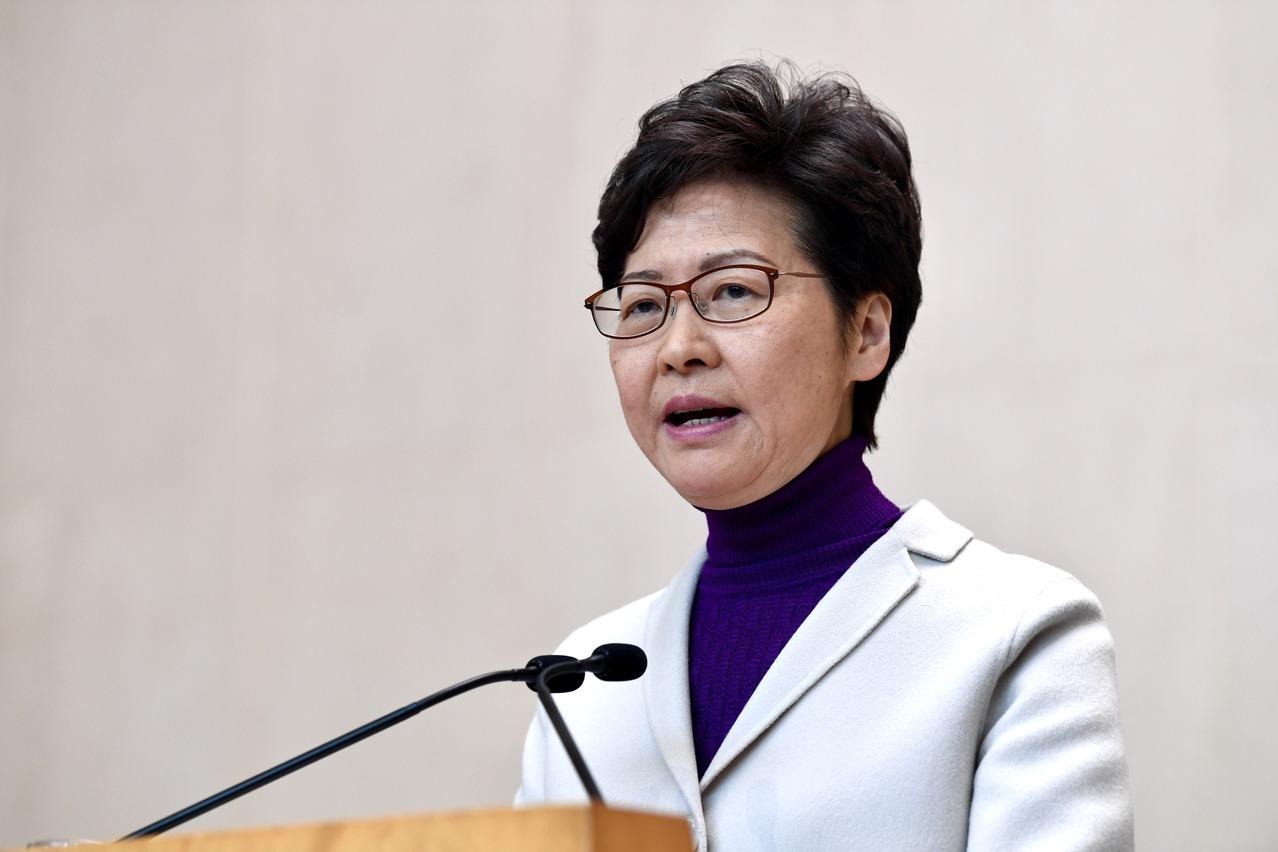 港媒:林鄭月娥16日赴北京 向習近平述職