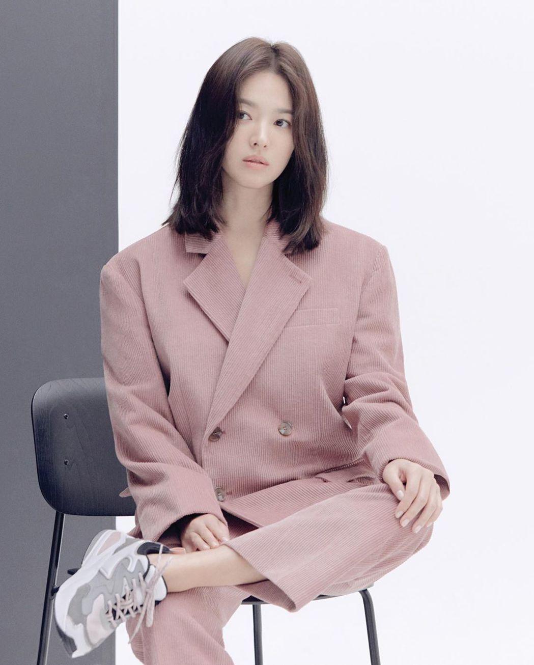 圖/擷自宋慧喬IG