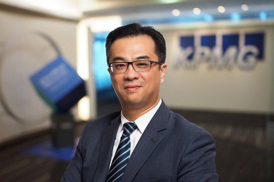 KPMG安侯企業管理顧問公司風險顧問服務執行副總朱成光。 KPMG/提供
