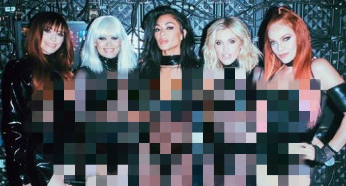 紅遍全球的性感女團小野貓(The Pussycat Dolls)自主唱妮可(Ni...