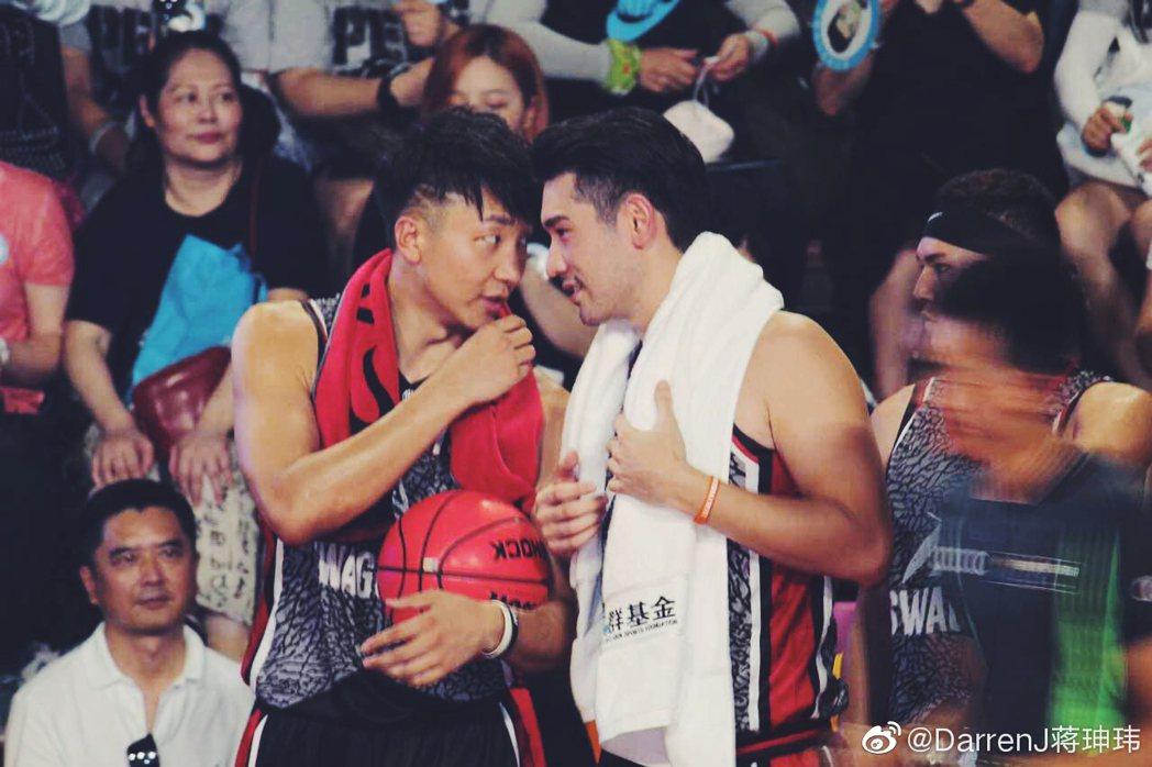 圖/擷自蔣珅瑋微博