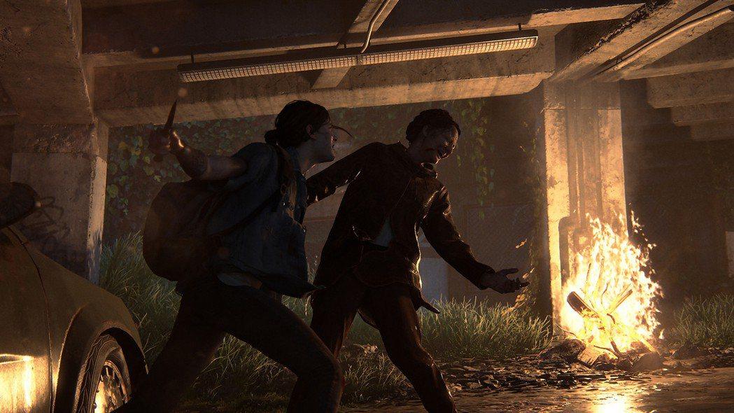 《最後生還者Part II》這次試圖探索暴力行為對角色的影響。