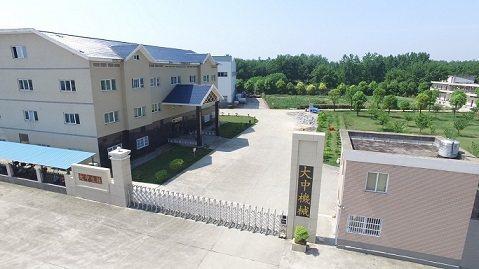大中機械科技中國湖北廠房。 大中機械/提供