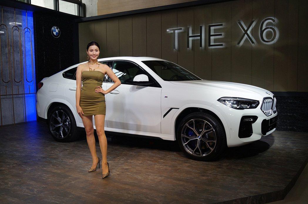 BMW X6全車系標配 BMW Personal CoPilot 智慧駕駛輔助科...