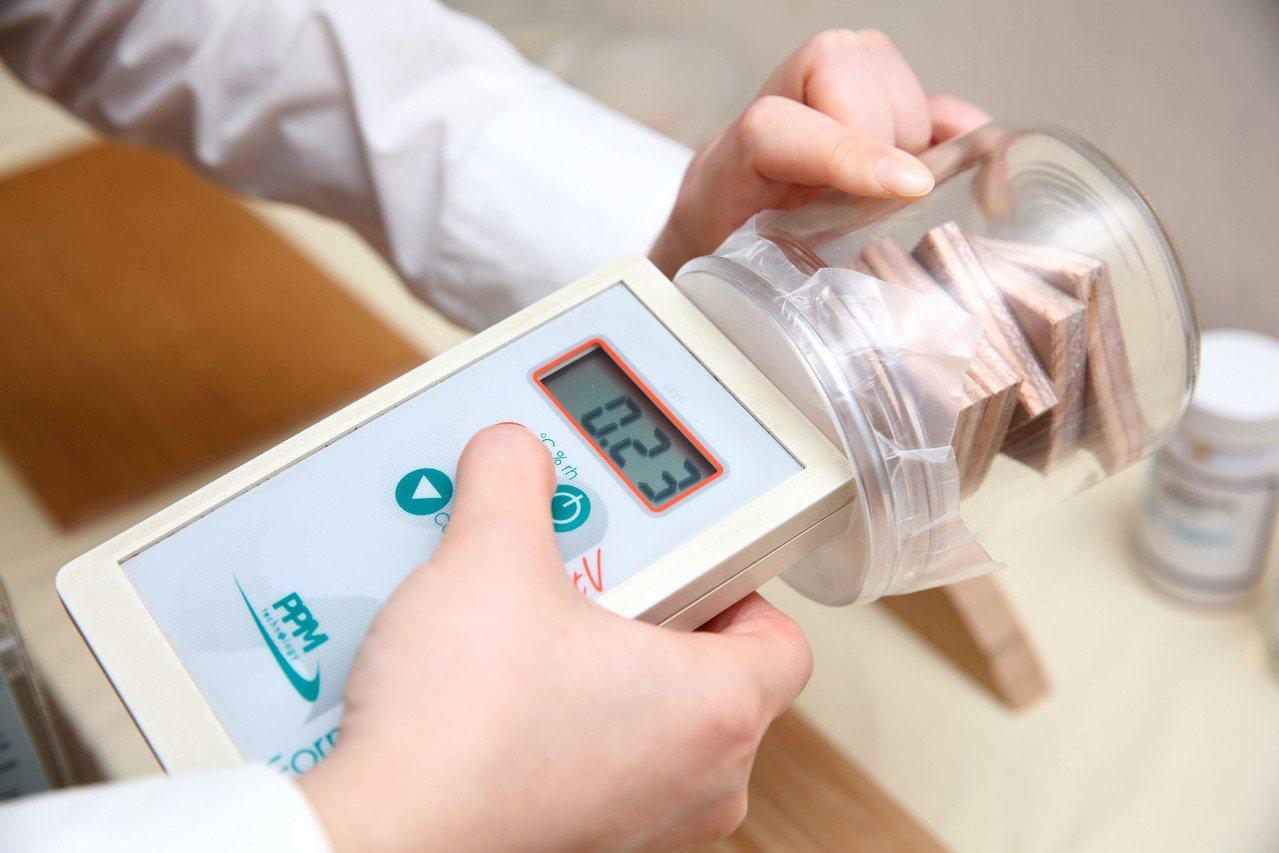 一般市售家具的甲醛含量居高不下。