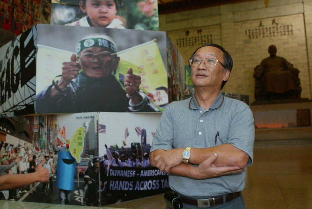 蔡英文和蘇貞昌任命楊振隆(圖)出任二二八紀念館館長。圖/聯合報系資料照片