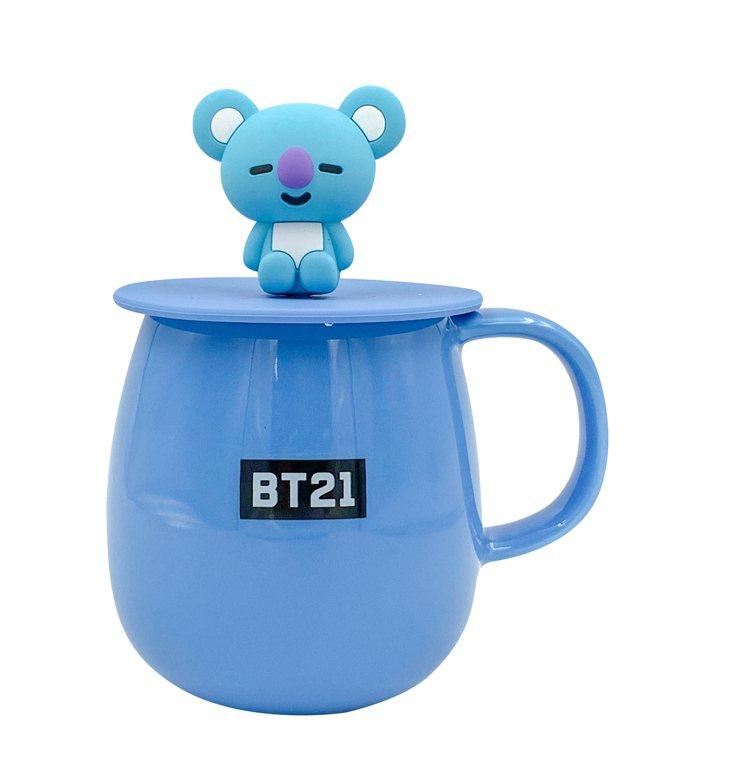 「BT21」保溫杯-KOYA款,2,000點+429元,12月4日起於全家便利商...