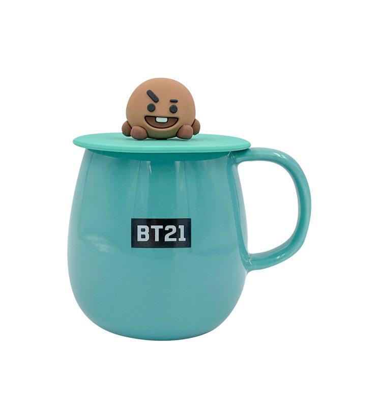 「BT21」保溫杯-SHOOKY款,2,000點+429元,12月4日起於全家便...