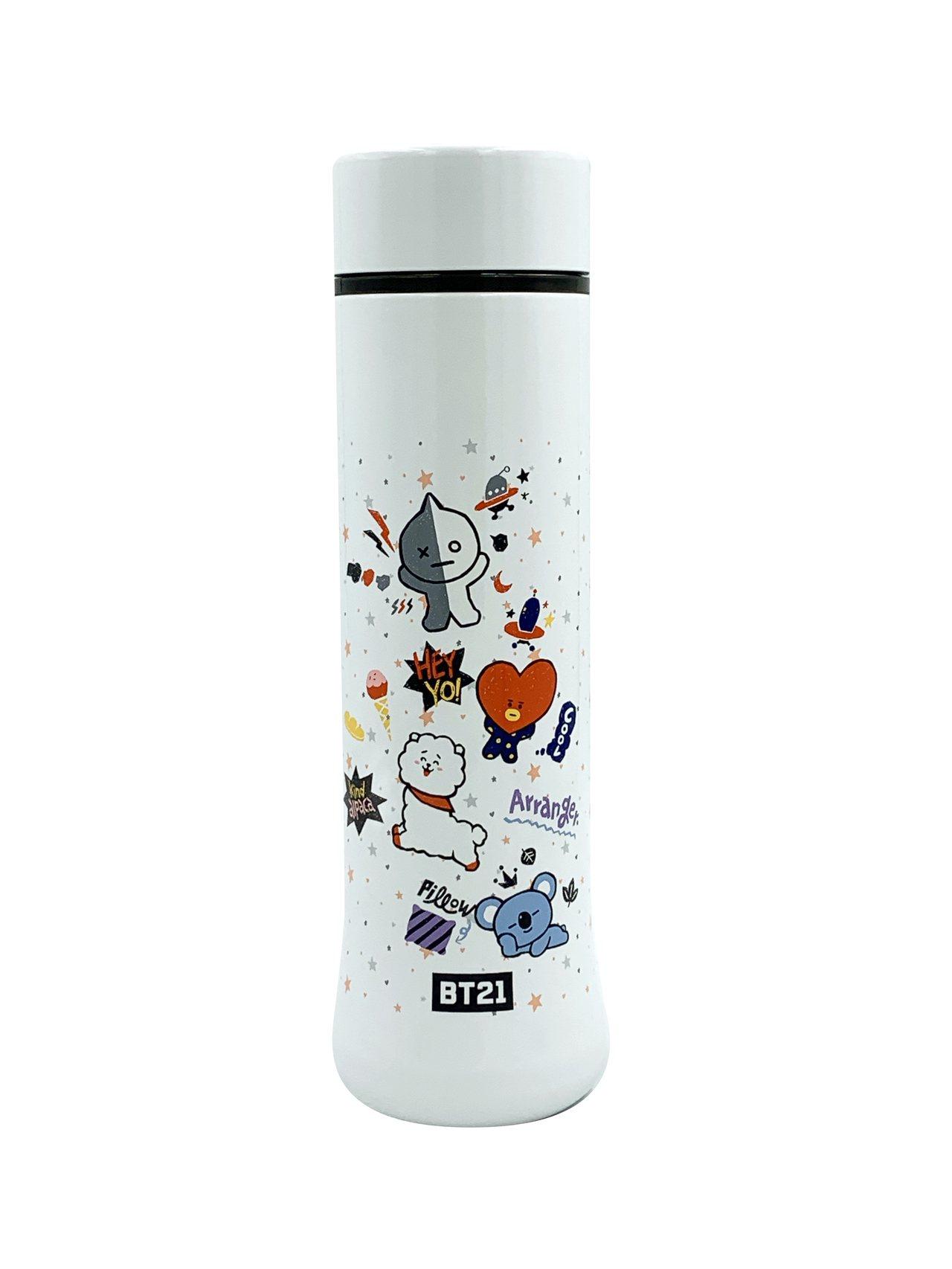 「BT21」保溫瓶-歡樂款,2,000點+779元,12月4日起於全家便利商店A...