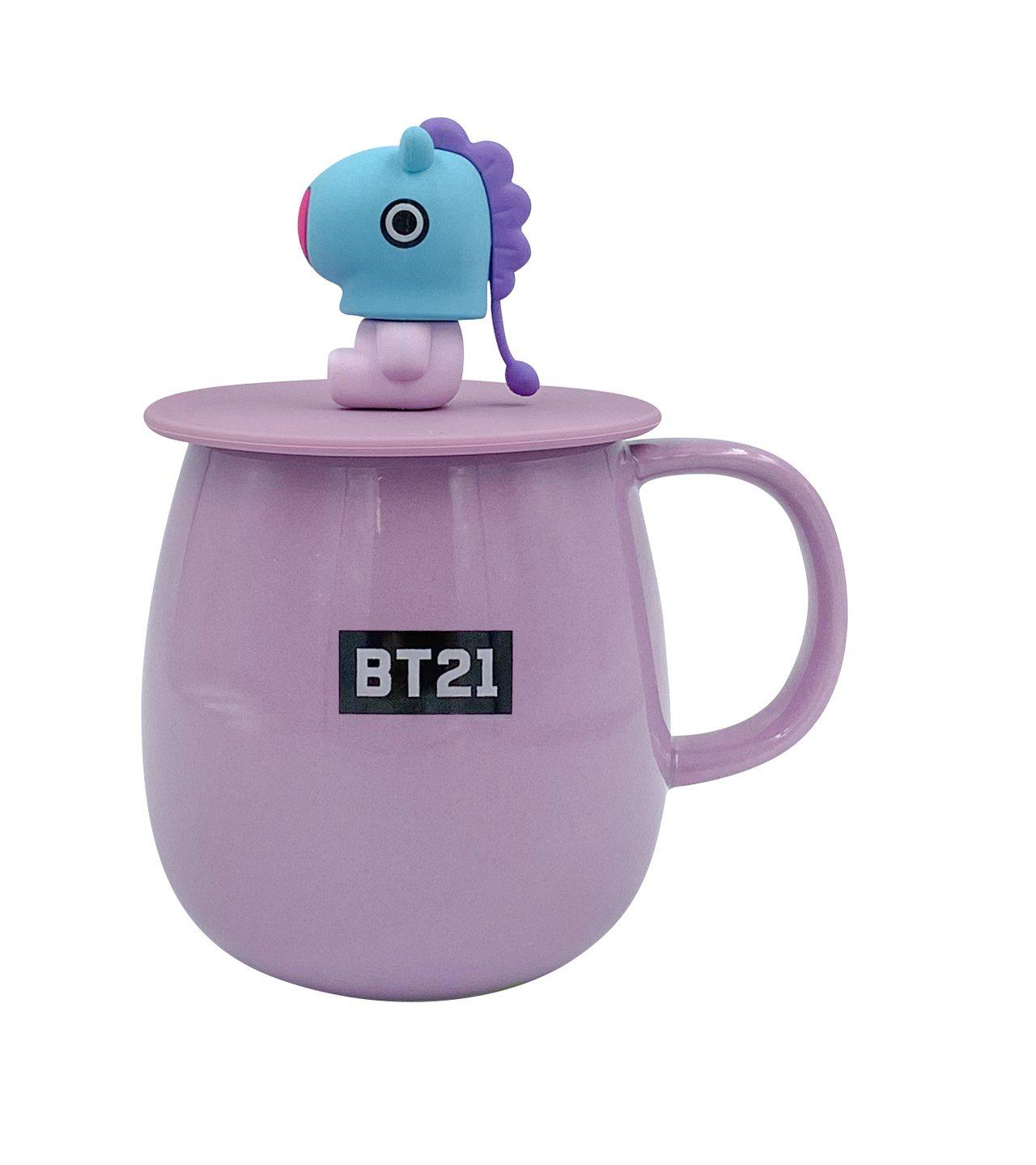 「BT21」保溫杯-MANG款,2,000點+429元,12月4日起於全家便利商...