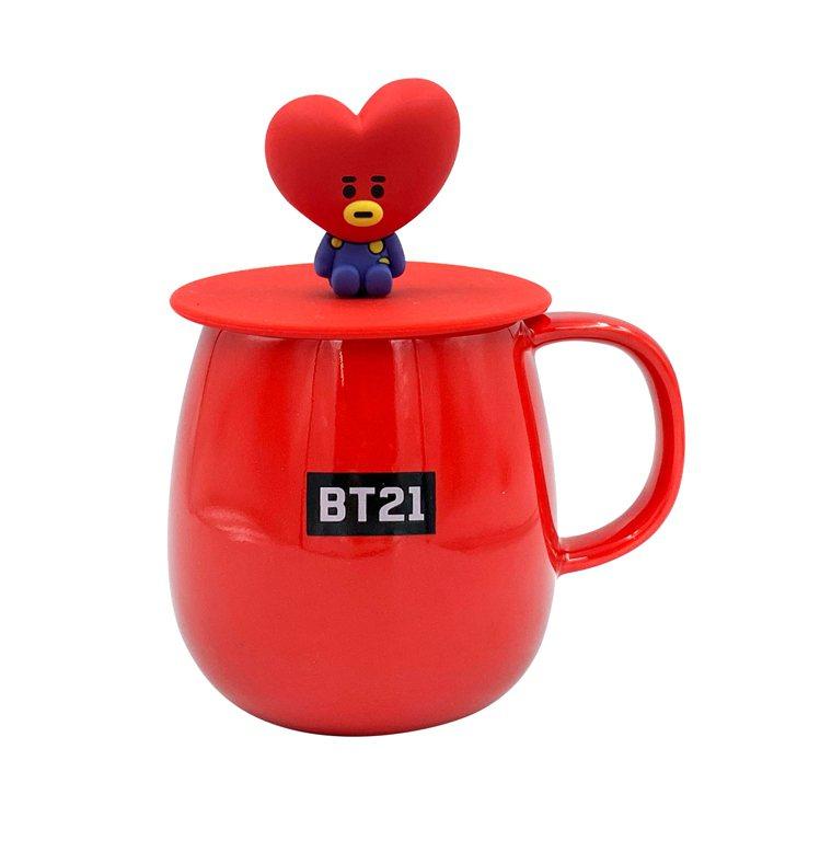 「BT21」保溫杯-TATA款,2,000點+429元,12月4日起於全家便利商...