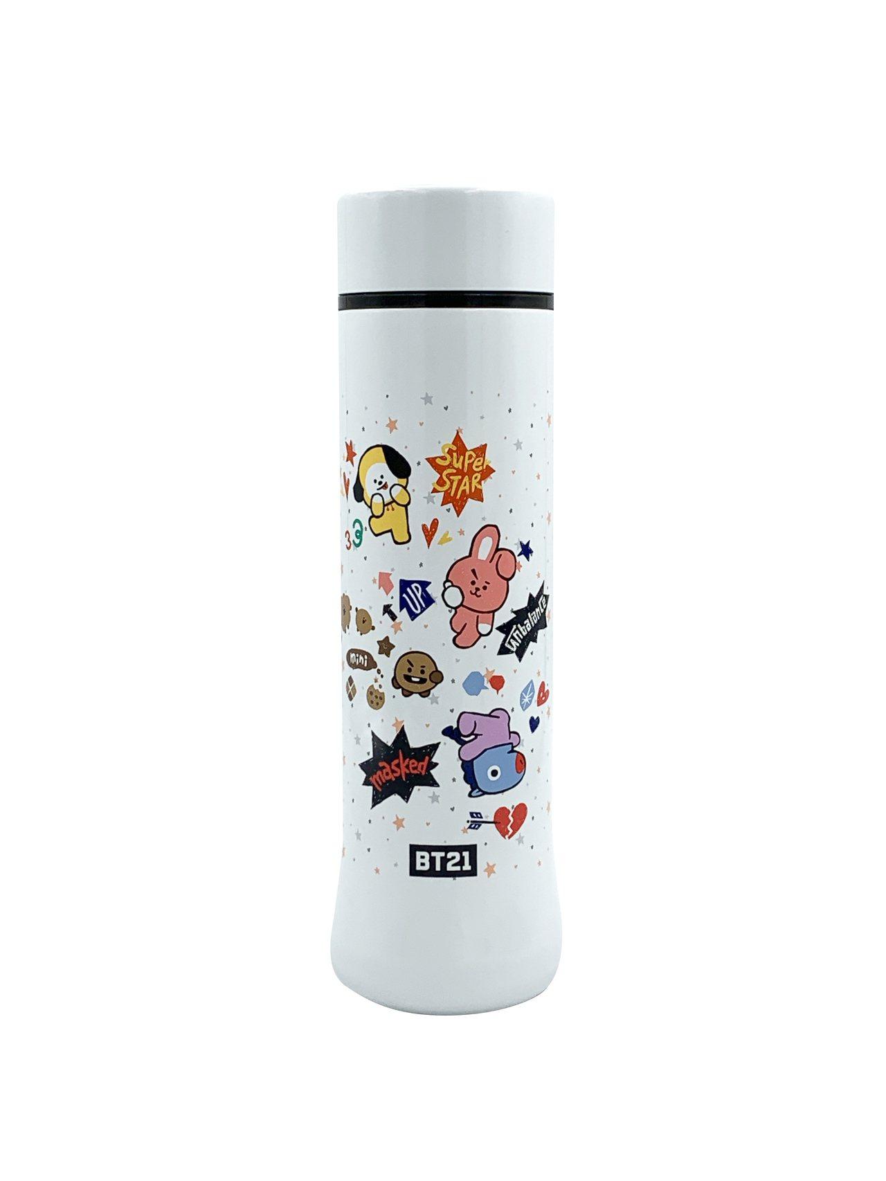 「BT21」保溫瓶-爆爆款,2,000點+779元,12月4日起於全家便利商店A...