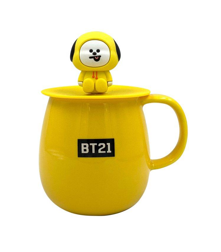 「BT21」保溫杯-CHIMMY款,2,000點+429元,12月4日起於全家便...