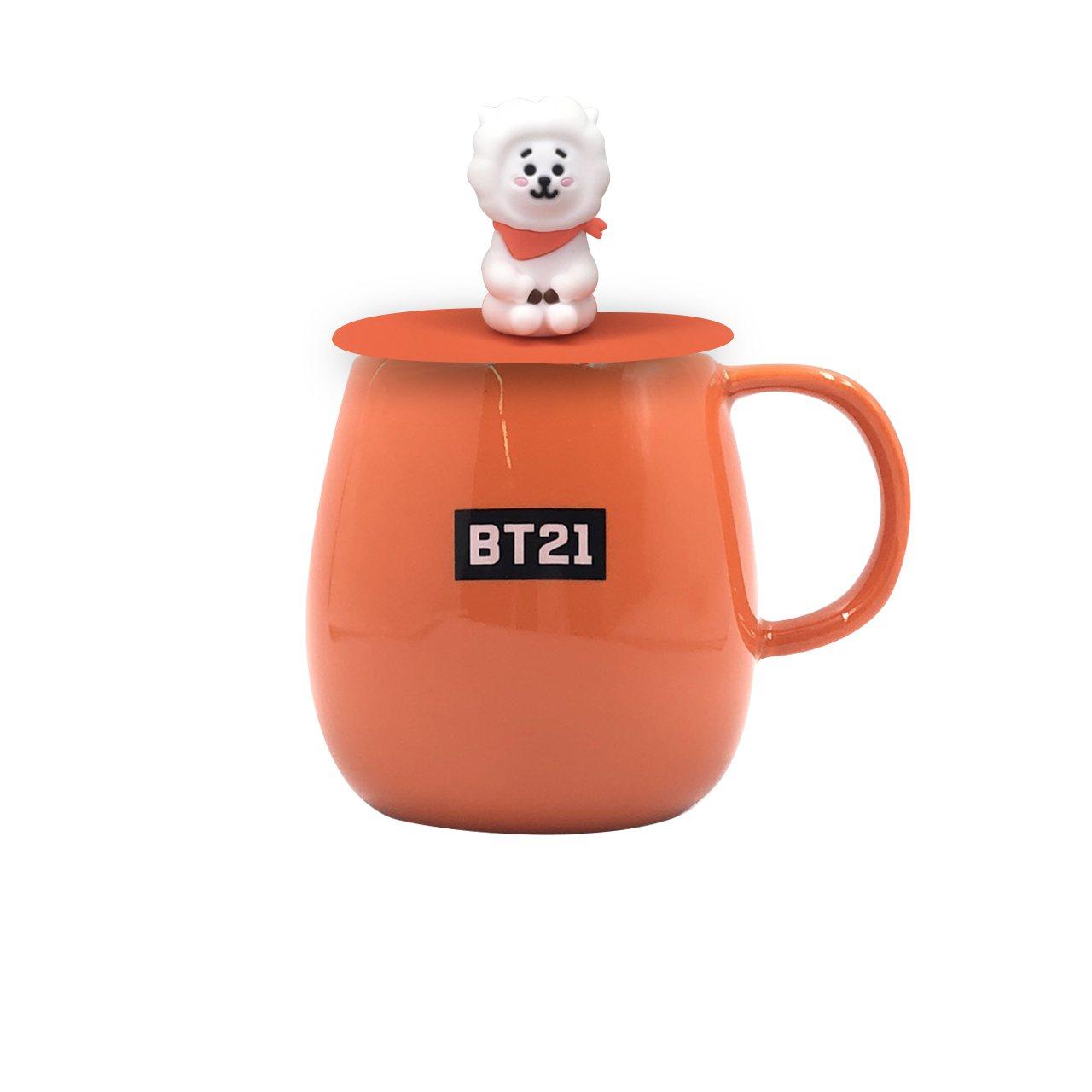 「BT21」保溫杯-RJ款,2,000點+429元,12月4日起於全家便利商店A...