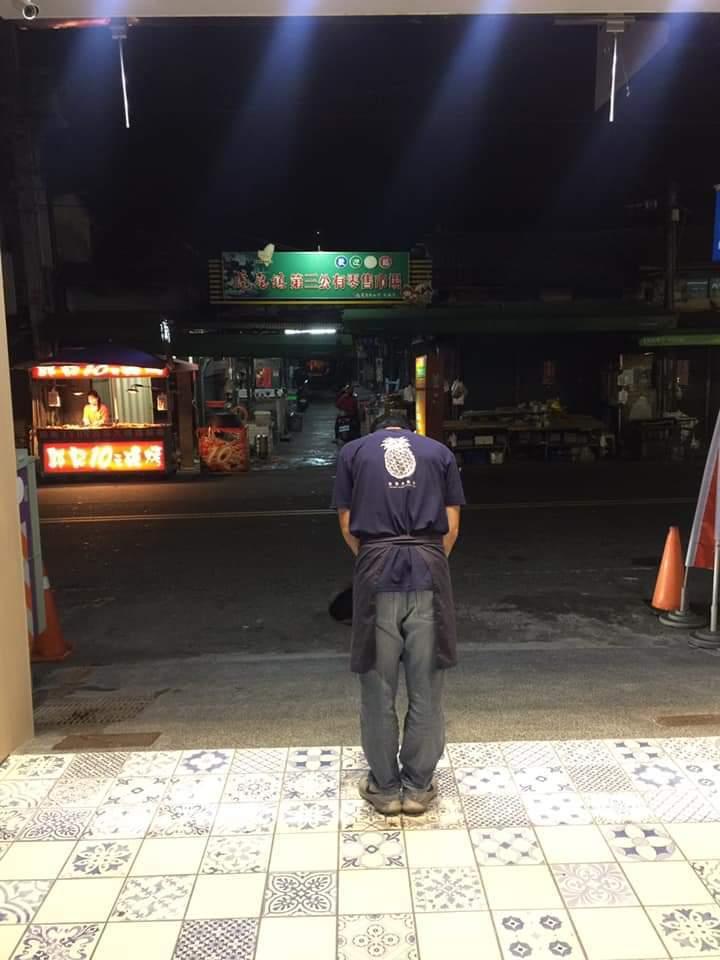 受到香港事件影響,一芳虎尾中正昨天是最後一天營業。圖/翻攝自臉書社團虎尾人(讚)...