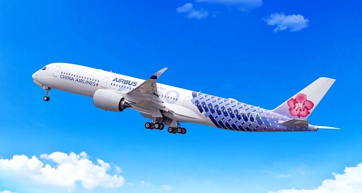 華航12月3日往返馬尼拉航班延遲到12月4日飛。圖/華航提供