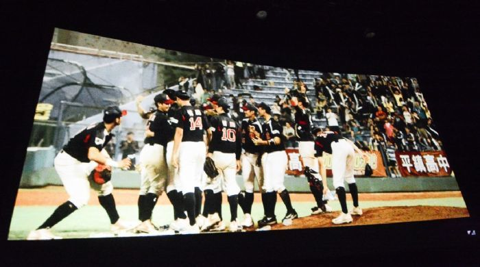 「那一年」紀錄片描述許多平鎮高中棒球選手的心路歷程。圖/桃園市政府新聞處提供