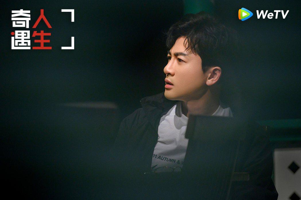蘇有朋上WeTV「奇遇人生2」談心路歷程。圖/WeTV提供
