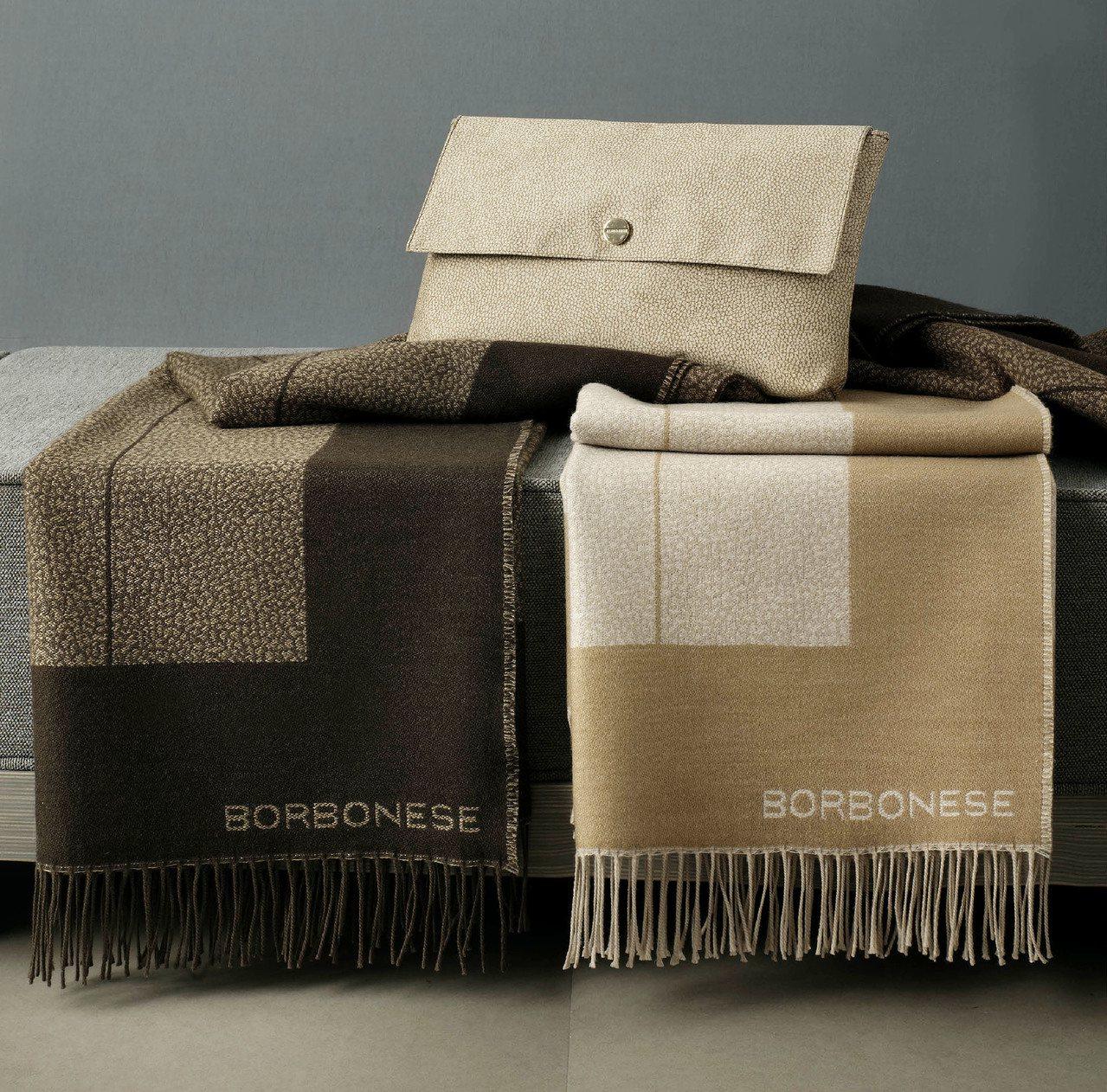 日比家族SOMMA LORD 義大利原裝進口100%美麗諾羊毛披肩、EUPHOR...