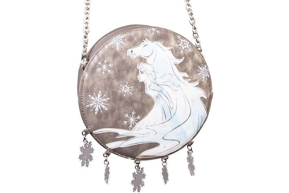 「冰雪」艾莎圓形包超可愛!睡美人聯名鞋浮誇浪漫