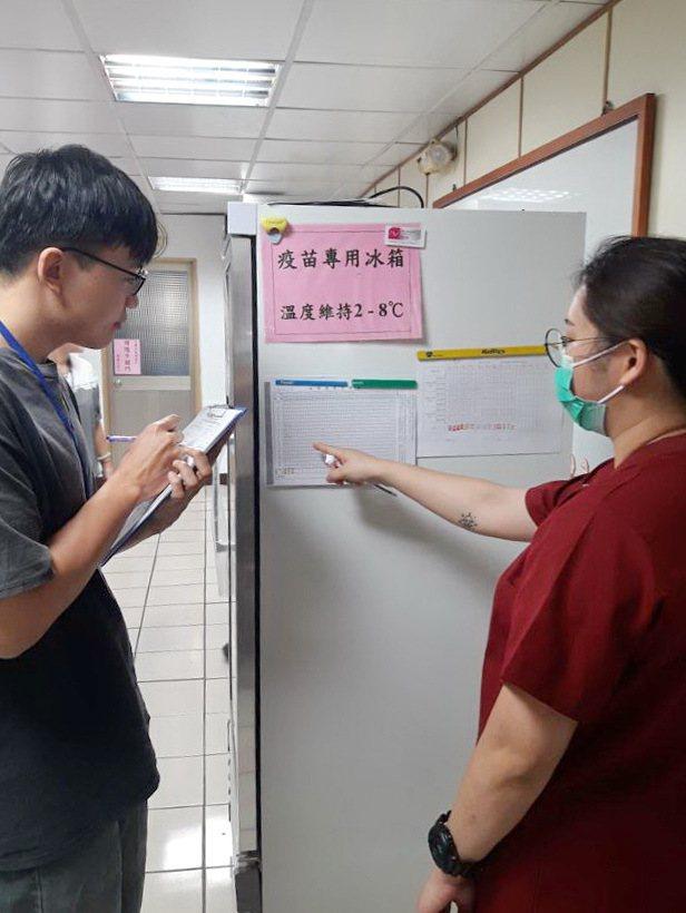 嘉義市衛生局宣布流感疫苗第二階段開打。圖/嘉義市府提供