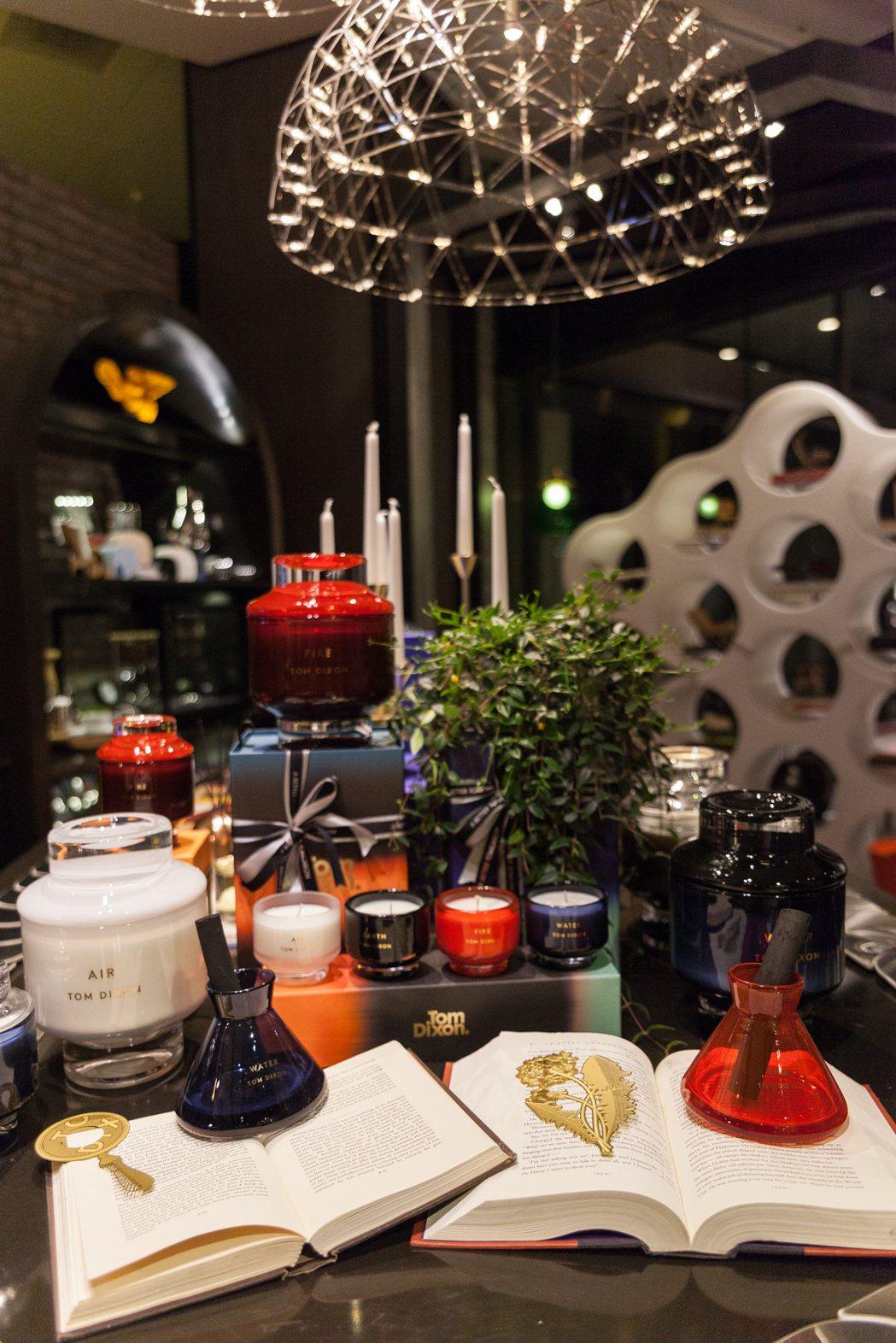 Tom Dixon Scent Elements元素香氛蠟燭瓶四入禮盒、7,50...