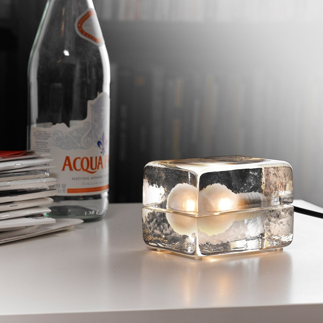 Design House Stockholm 冰塊燈、9,860元。圖/北歐櫥窗...