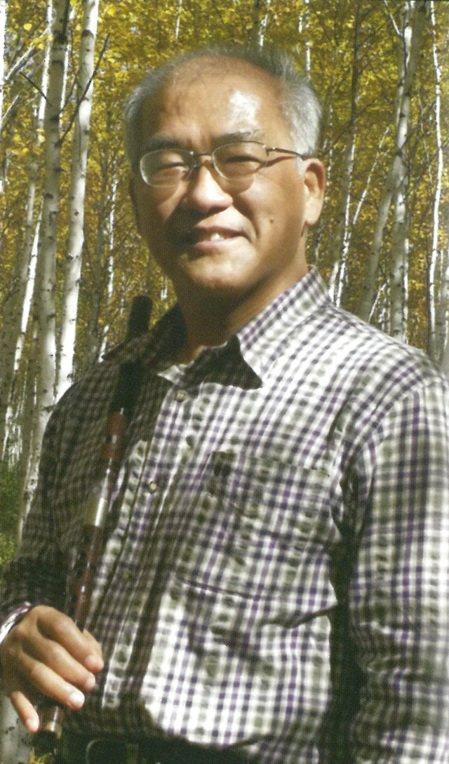 第21屆國家文藝獎得主音樂家陳中申。國藝會/提供