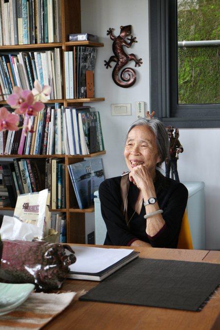 第21屆國家文藝獎得主、建築師王秋華。國藝會/提供