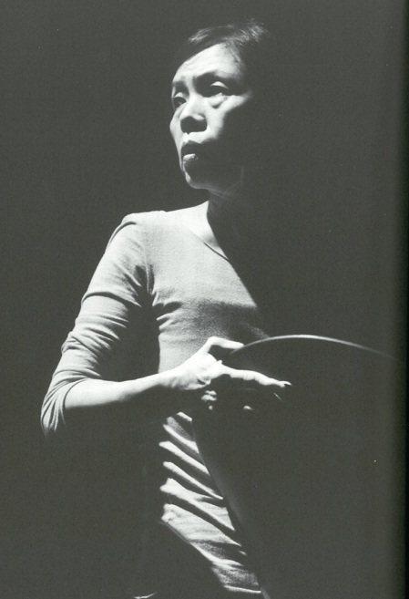 第21屆國家文藝獎得主、舞蹈家古名伸。國藝會/提供