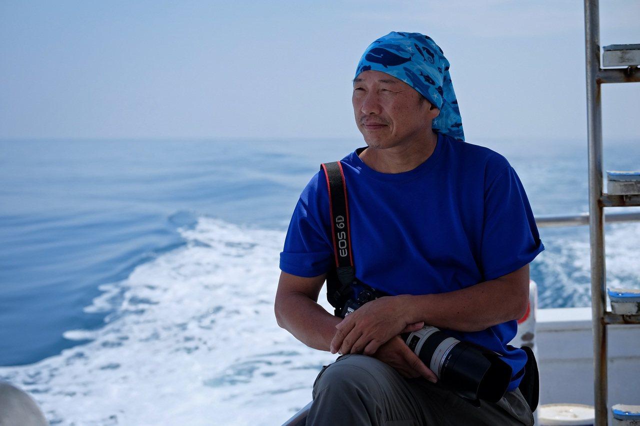 第21屆國家文藝獎得主、紀錄片導演柯金源。國藝會/提供