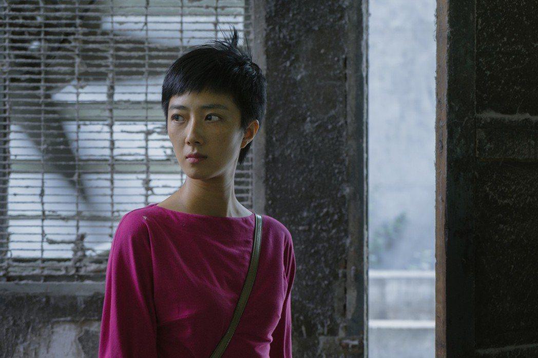 桂綸鎂演出「南方車站的聚會」,親和力獲讚。圖/甲上提供