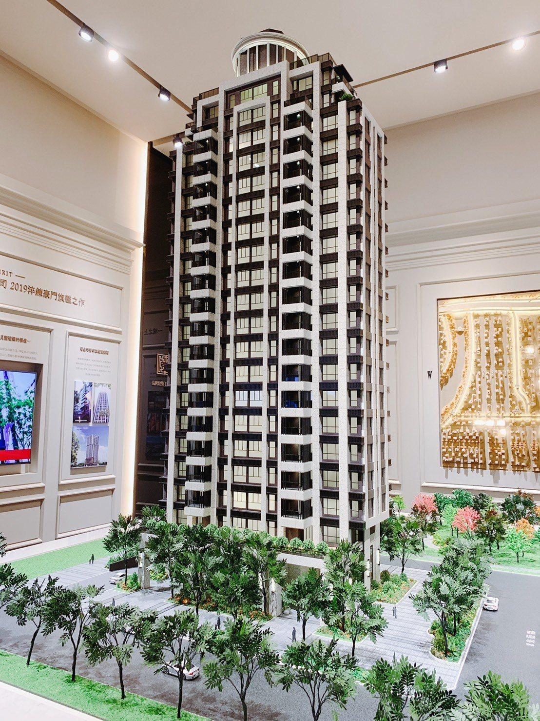 新建案「宏普頤和」開賣90天銷量近8成,成績十分亮眼。圖/宏普頤和提供