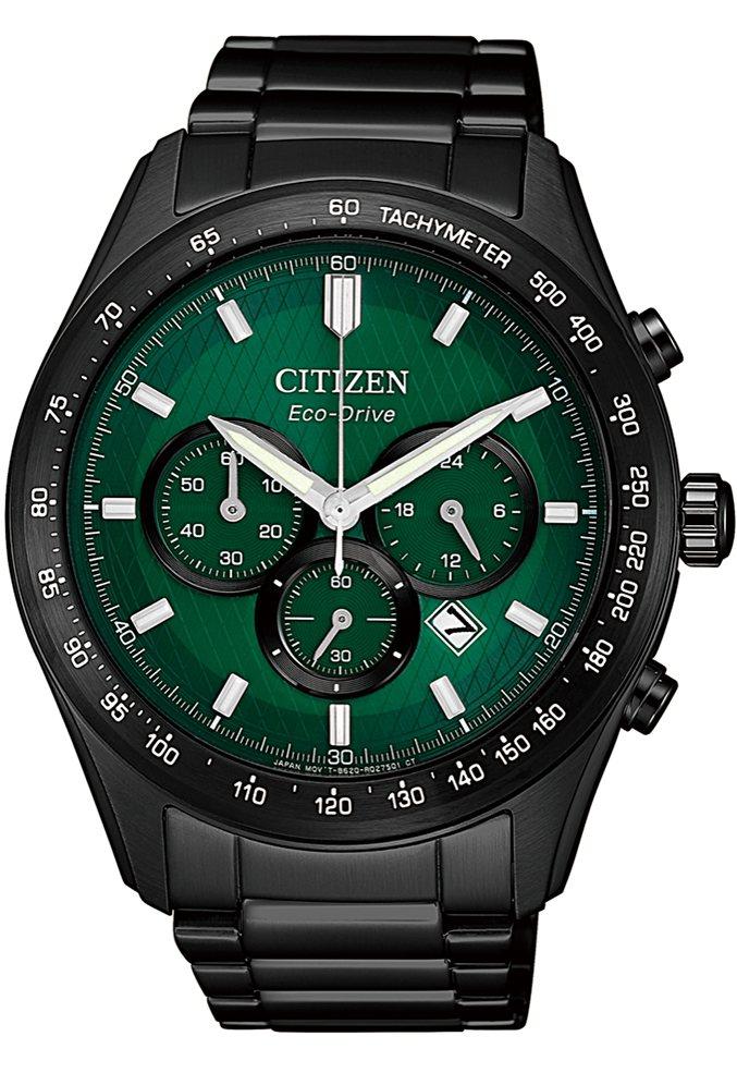 星辰表CA4455-86X腕表,黑色BIP不鏽鋼表殼、表鍊,亞洲限定,15,50...