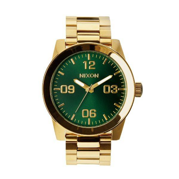 NIXON CORPORAL SS腕表,7,500元。圖/麥迪威提供