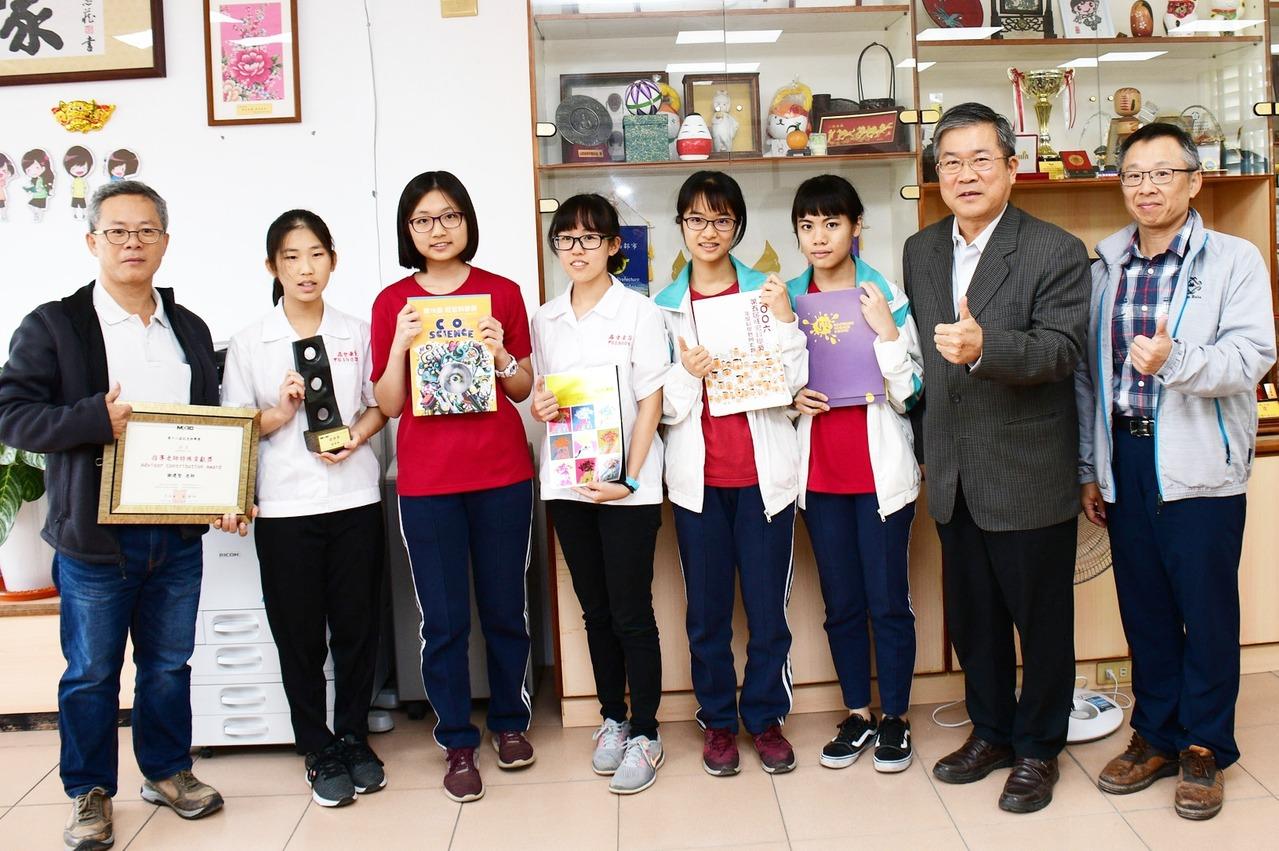 旺宏科學獎揭曉 東女成績亮眼紅麴菌與幼蜂健康獲銀獎