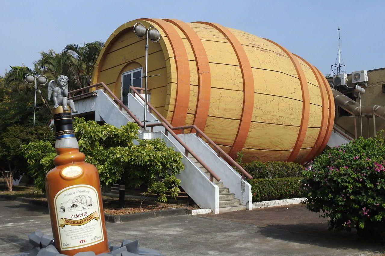 乏人問津的酒廠將變身 台酒砸10億要蓋威士忌城堡