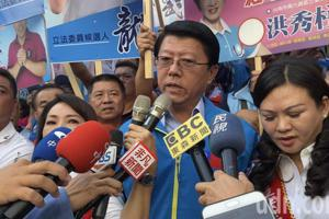 謝龍介:希望蔡乾淨輸不要骯髒贏 賴要有道德勇氣