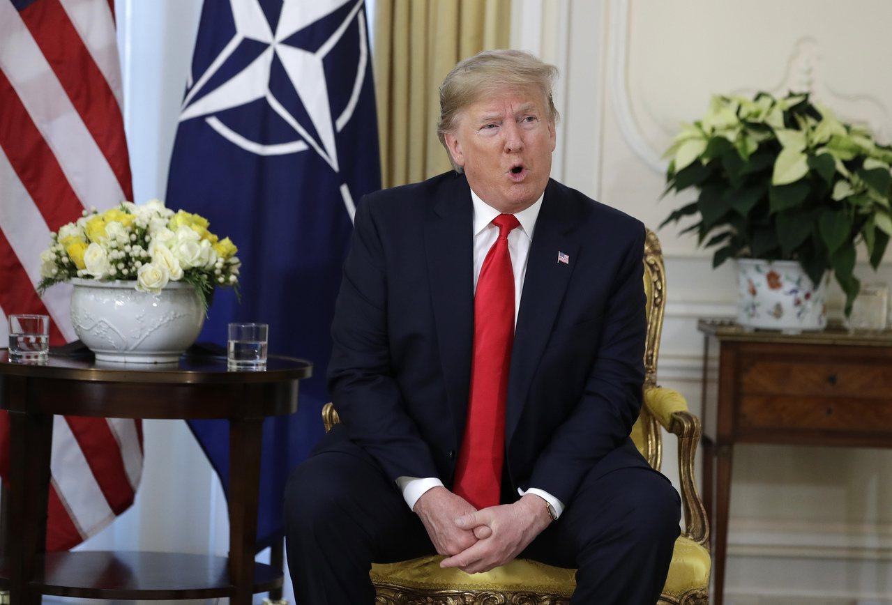 美國總統川普3日在倫敦表示,等到2020年總統大選後與中國達成貿易協議可能比較好...