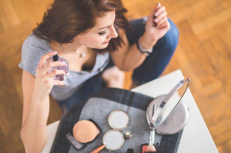 4種方法,使香水噴高感!在工作中,噴出的膝蓋是淡淡的香氣