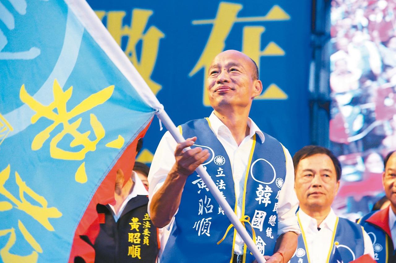 陳水扁支持「高雄出總統」...但還輪不到韓國瑜