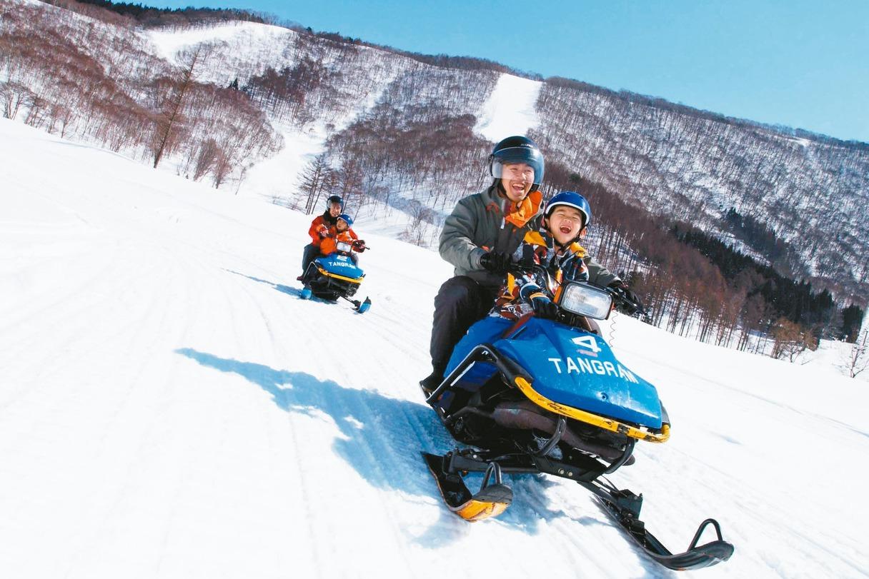 走跳世界/愛上滑雪 盤點10處日韓熱門滑雪場