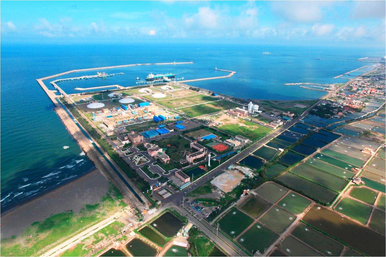 中油公司液化天然氣廠位於高雄永安,永安廠儲槽擴建計畫是國家重要能源發展計畫之一。...