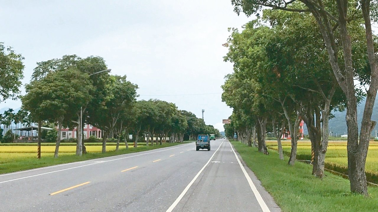 花蓮和台東間交通,目前以台9線為主要幹道。 圖/聯合報系資料照片