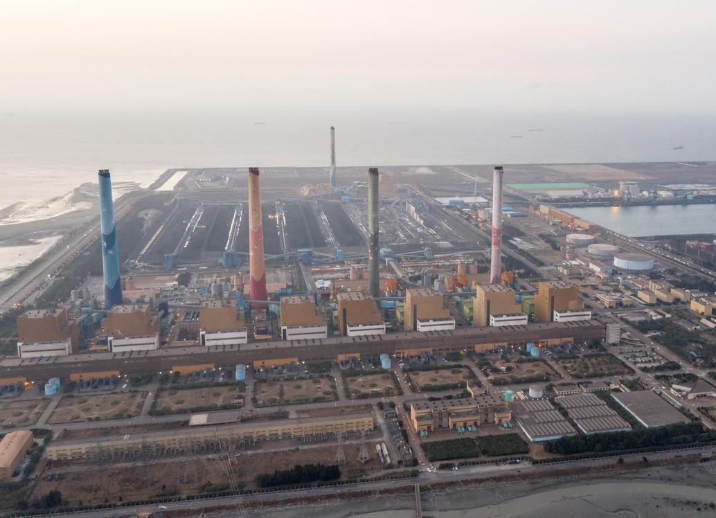 為了逼中火減煤降載,台中市長盧秀燕槓上中央。圖/聯合報系資料照片
